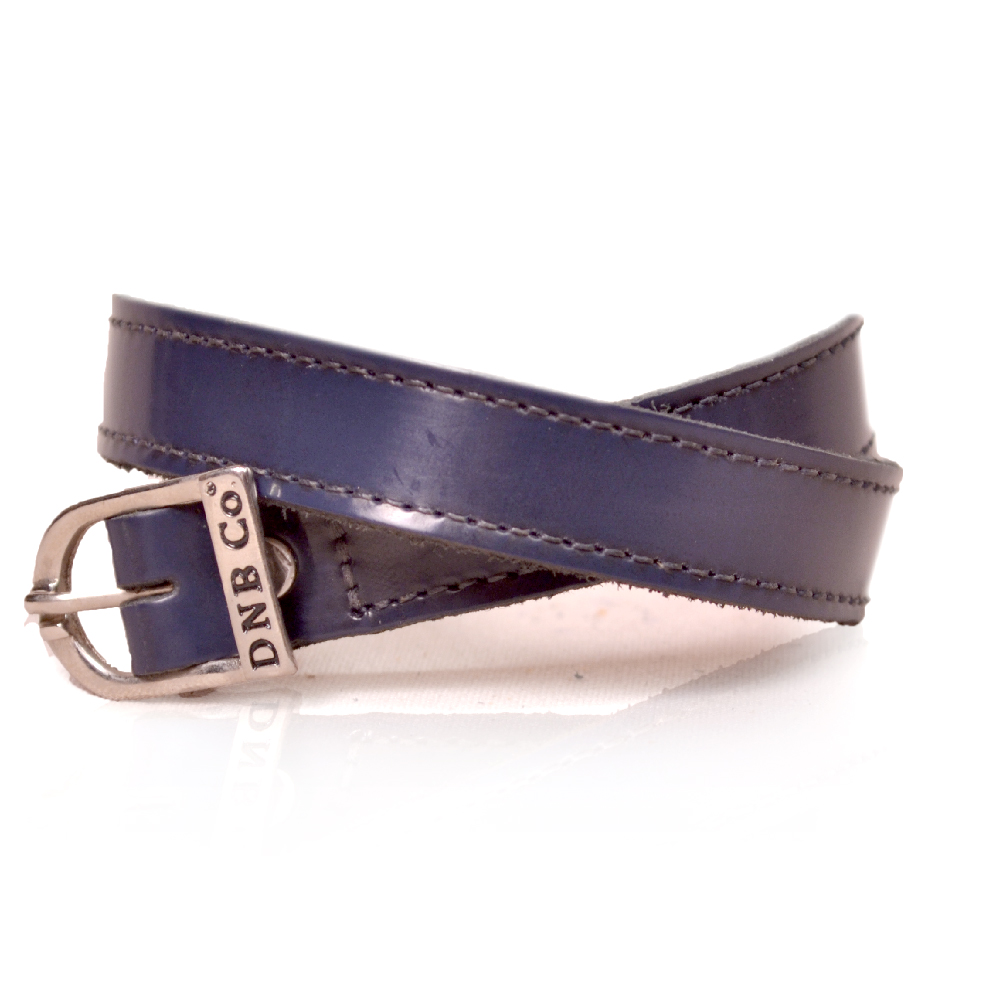 Brushed Blue Spur Straps