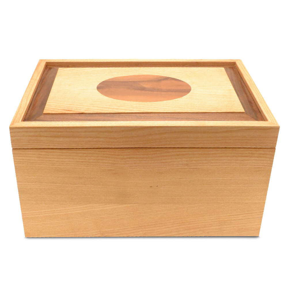 Solid Ash Grooming Box