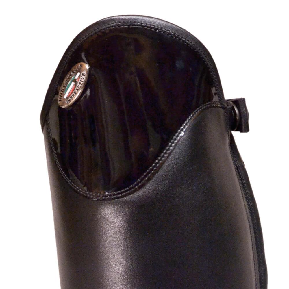 De Niro Salento Patent Black