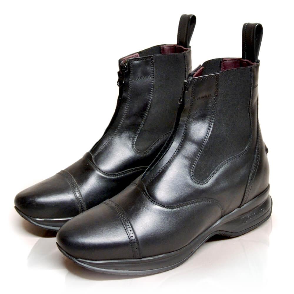 DonaDeo Yard Boots Black
