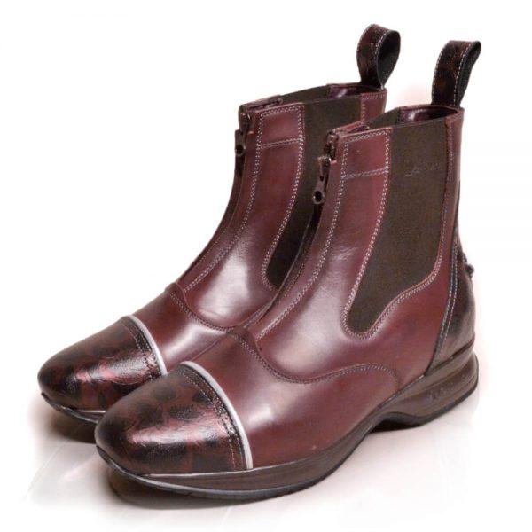 DonaDeo Yard Boots Greta Red