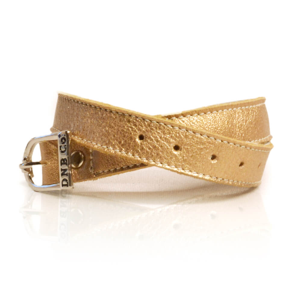 Luxory Gold Spur Straps
