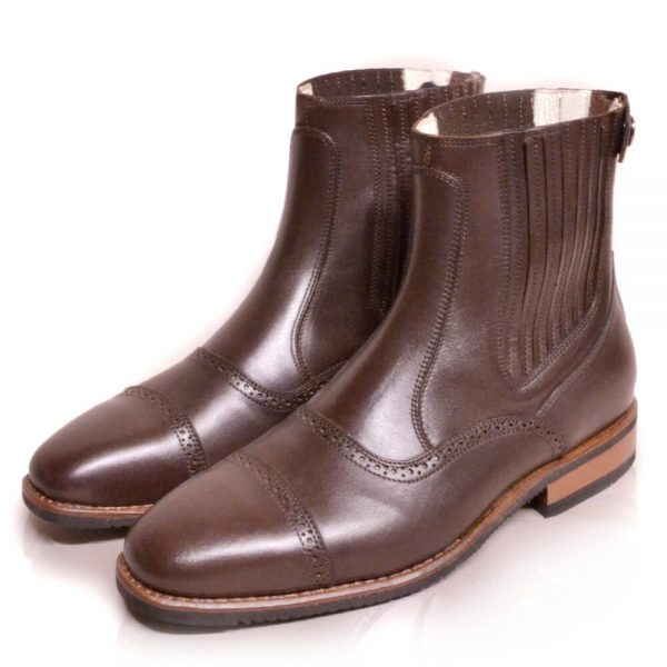 DonaDeo Yard Boots Brown 527