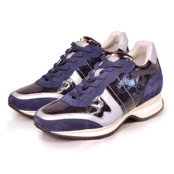 DonaDeo Sneaker Lucido Blue