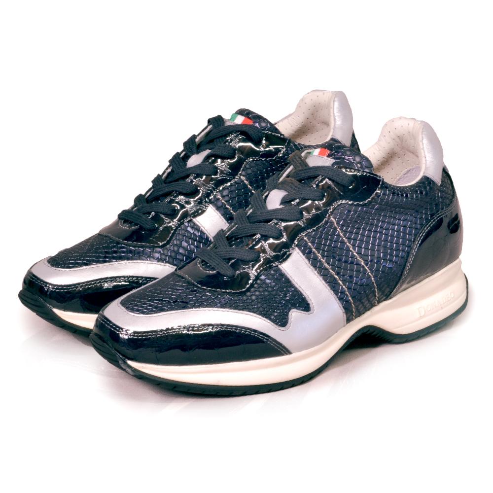 DonaDeo Sneaker Regal Blue