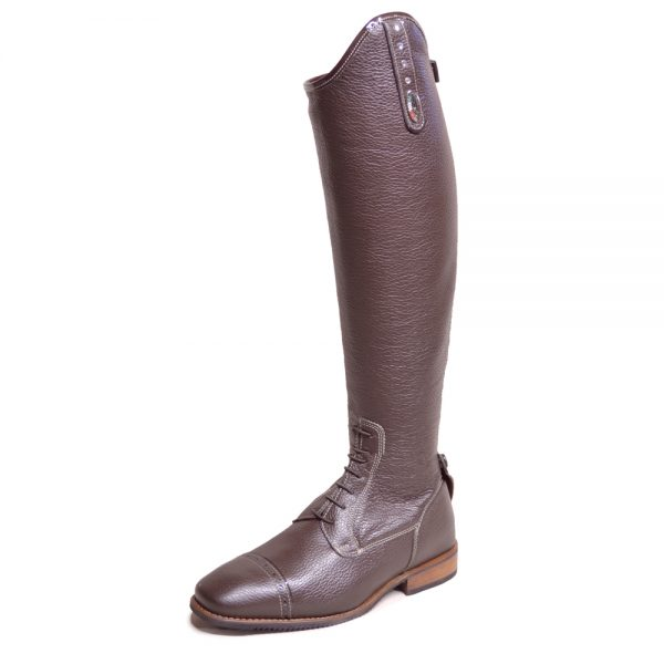 De Niro Julietta Brown Patent Brown